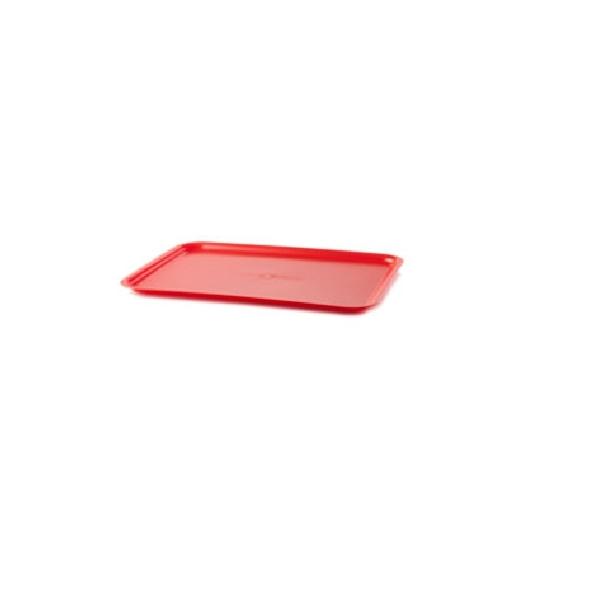 Serviertablett - Gastro Tablett 40x30cm - Rot