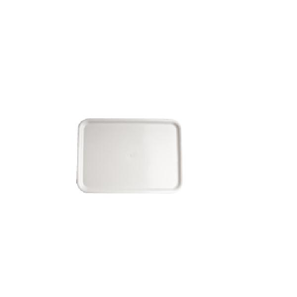 Serviertablett - Gastro Tablett 40x30cm - Weiß