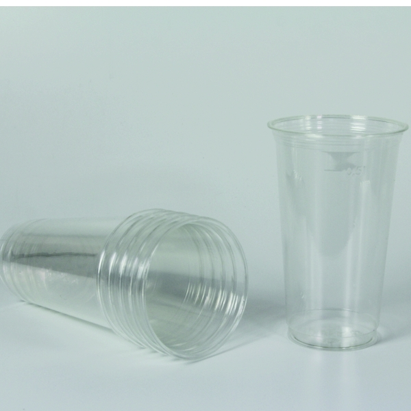 Smoothie Clear Cup PET Ø= 95mm - 500ml - 50 Stück