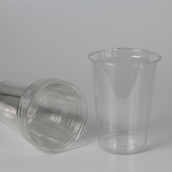 Clear Cup PET - Smoothie Cup - 95mm - 300/425ml - 800 Stück