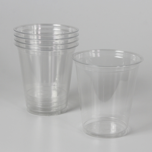 Clear Cup PET - Smoothie Cup - 95mm - 300/425ml - 50 Stück