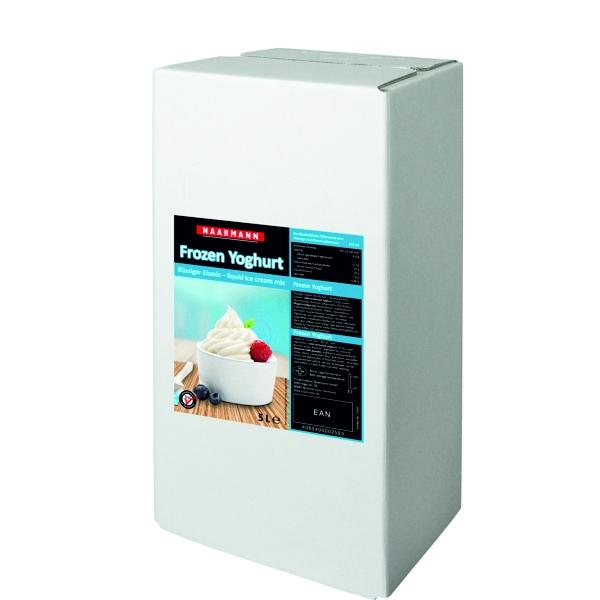 AKTION 10+ 1 Naarmann Frozen Joghurt Softeis Flüssigmix 4% Fett