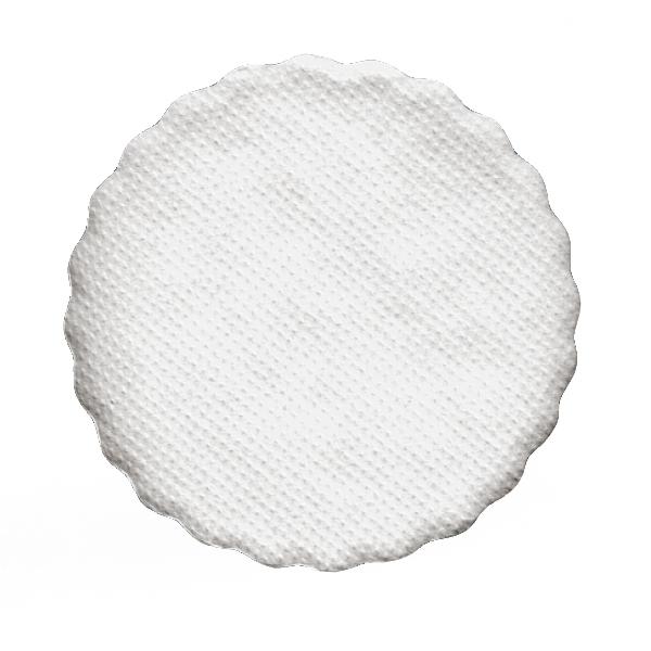 Tassendeckchen weiß Ø=9cm - 1000 Stück