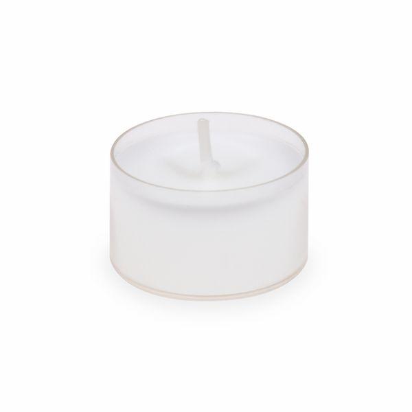 Teelichter Ø=39mm x 24mm - Acryl Cup transparent