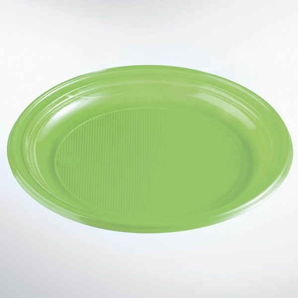 30 Menüteller grün 22cm