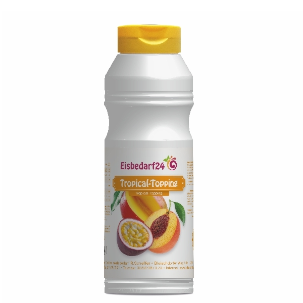(5,95 €/Kg) Tropical Sauce - Eis Topping HM - 1 Kg