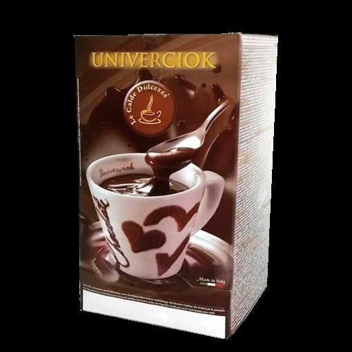 Heiße Schokolade Univerciok - Nocciola / Haselnuss