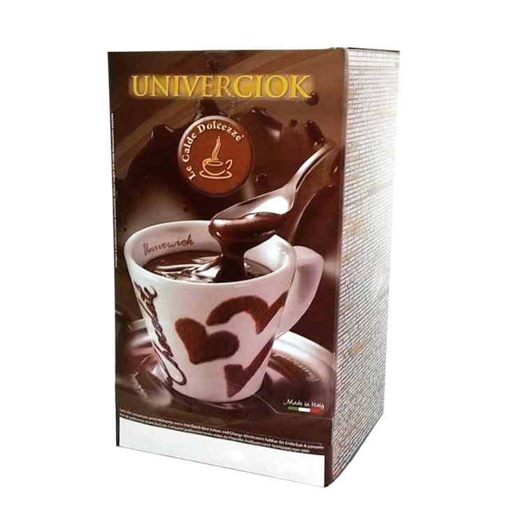 Heiße Schokolade Univerciok - Gianduia / Nougat