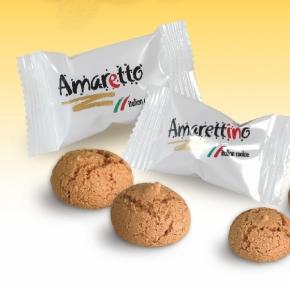 Amaretti - Amarettini Plätzchen lose - 0,5 Kg