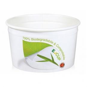 Bio E-Cup Pappeisbecher M4FB - 500ml - 150 Stück