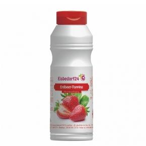 Erdbeer Sauce - Topping HM - 1 Kg