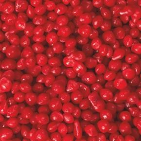 Himbeer Perlen Streudekor - 1 Kg