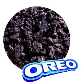 Original Crushed Oreo Stücke - 0,4 Kg
