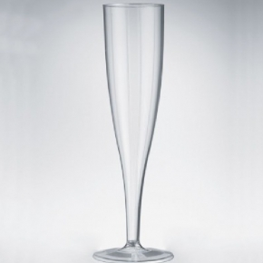 Sektglas - Champagnerglas - 100ml - 100 Stück