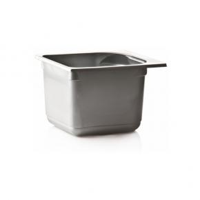 Silber Plastik - Eisschale 180x165x120mm - 2,5 Liter - 1 Stück