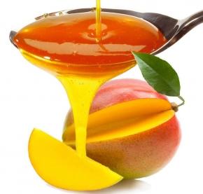 1 Kg Mango Sauce Topping Hausmarke