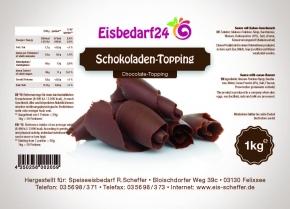 Schokoladen Sauce - Topping HM - 1 Kg